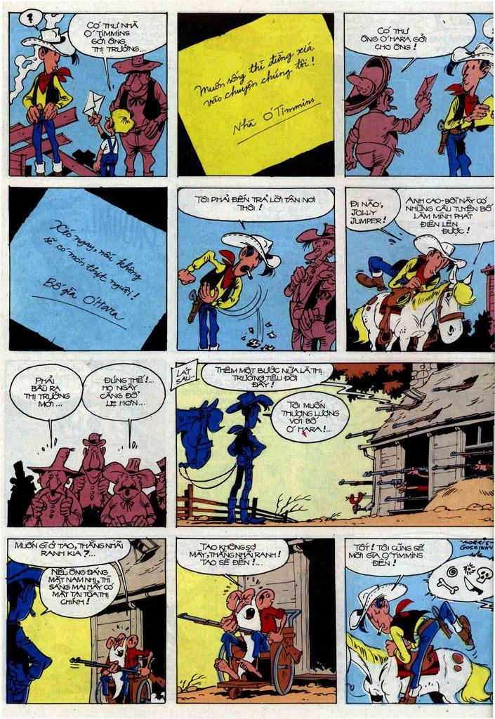 Lucky Luke tập 46 trang 16