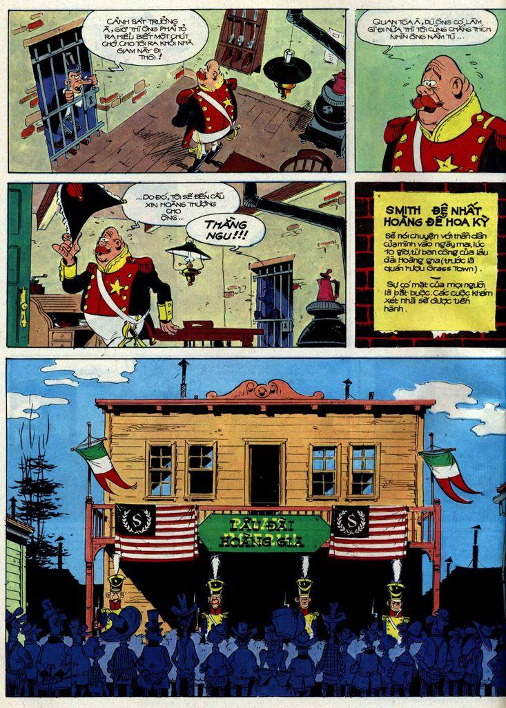Lucky Luke tập 47 trang 30