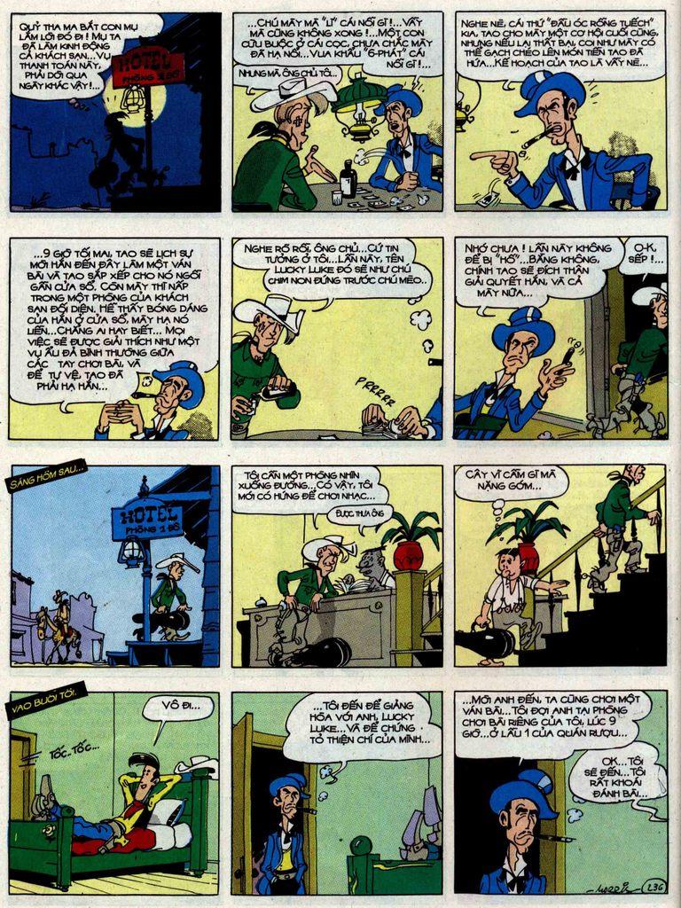 Lucky Luke tập 48 trang 32