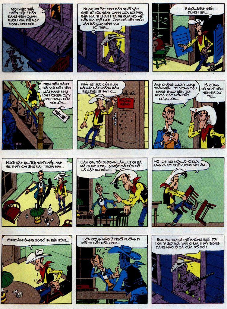 Lucky Luke tập 48 trang 33