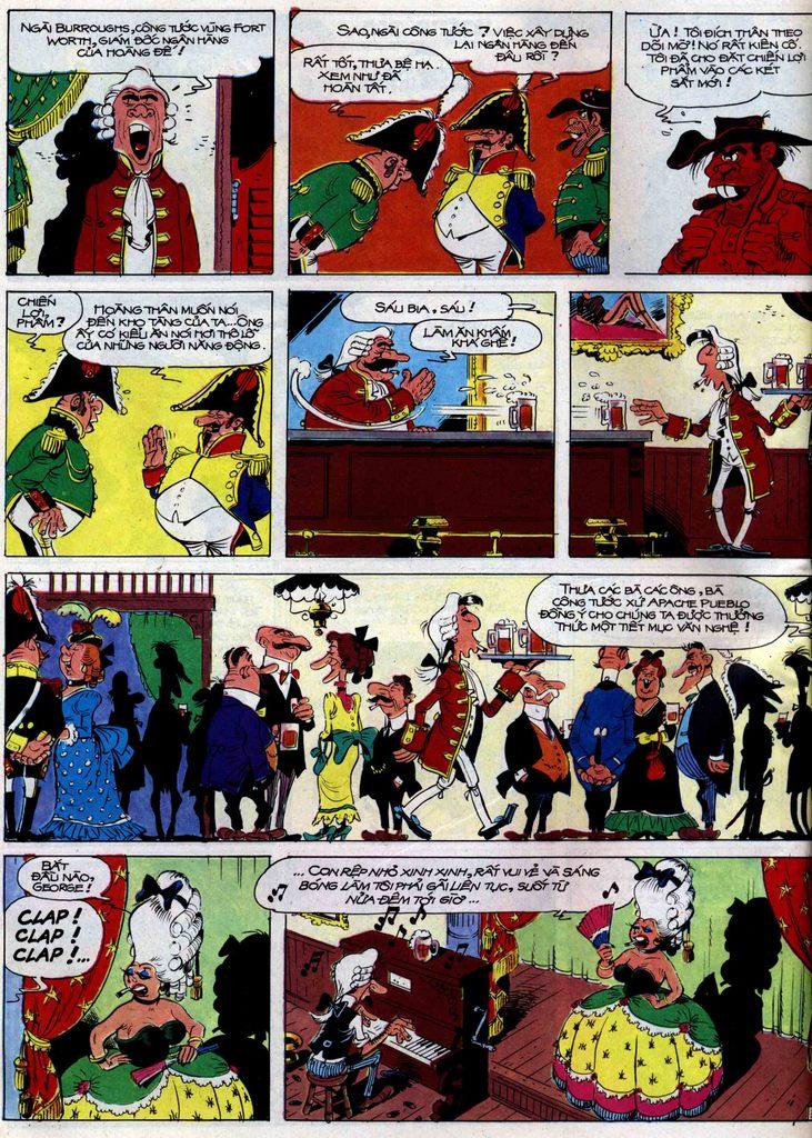 Lucky Luke tập 47 trang 36