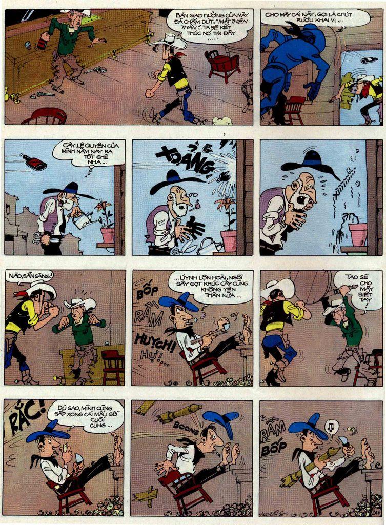 Lucky Luke tập 48 trang 40