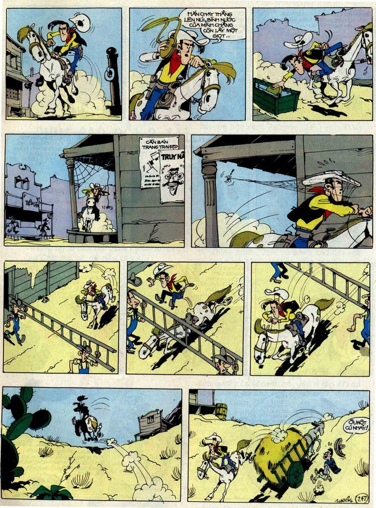 Lucky Luke tập 48 trang 43