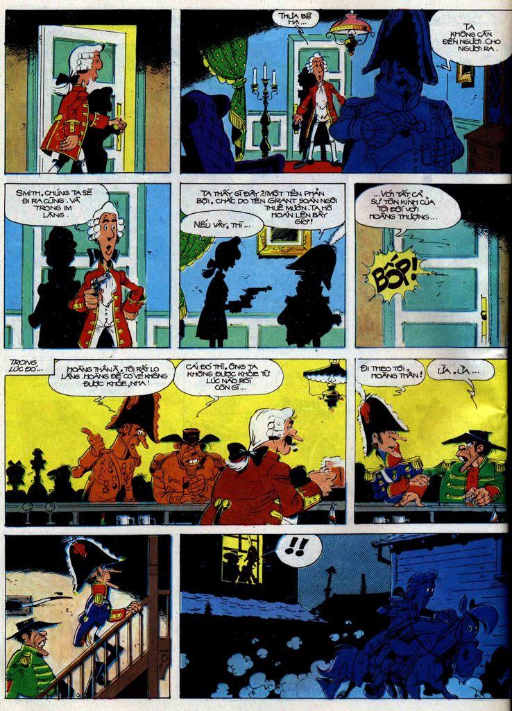 Lucky Luke tập 47 trang 38
