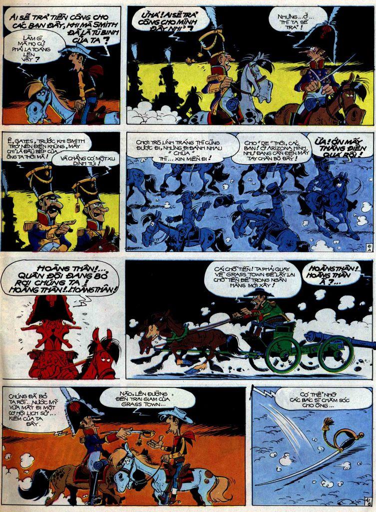 Lucky Luke tập 47 trang 41