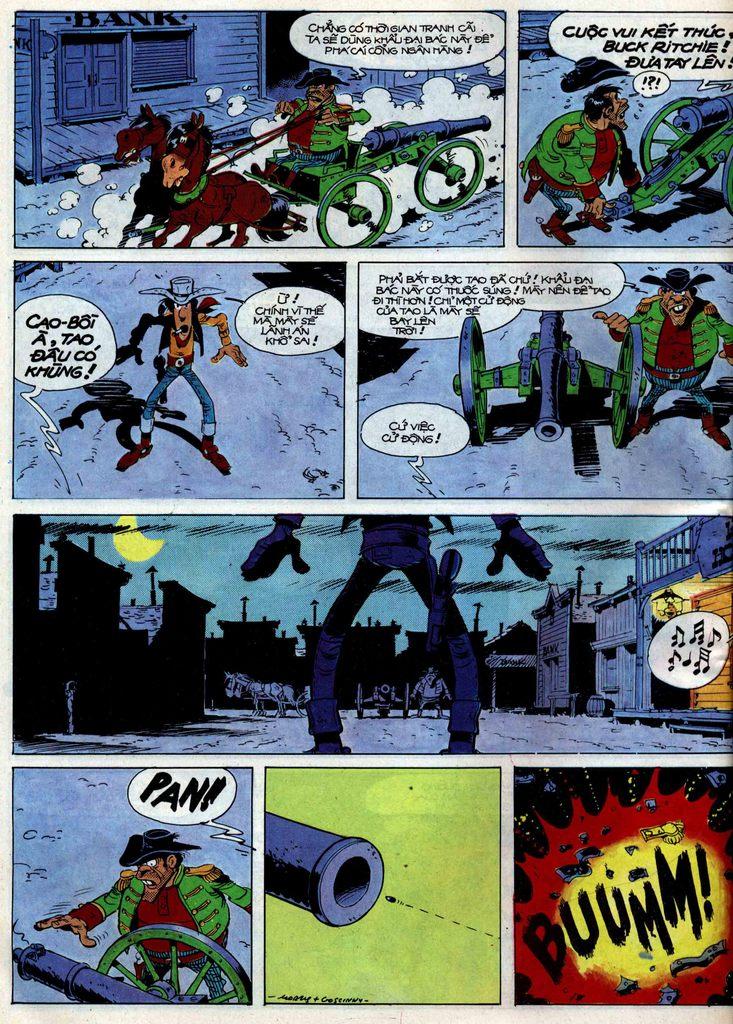 Lucky Luke tập 47 trang 42