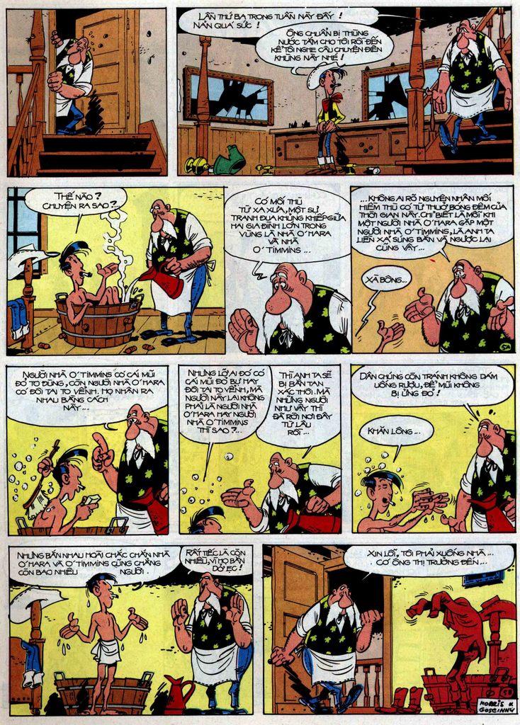 Lucky Luke tập 46 trang 5