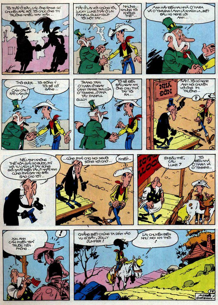 Lucky Luke tập 46 trang 7