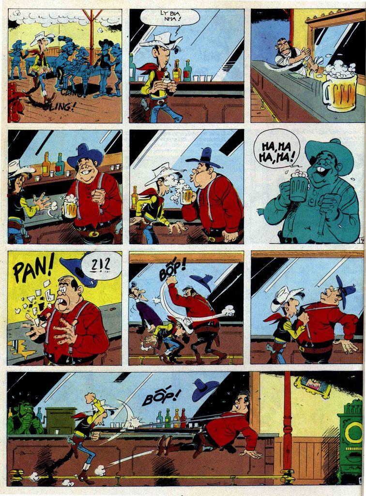 Lucky Luke tập 44 trang 4