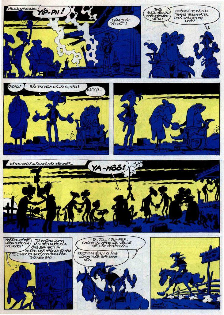 Lucky Luke tập 46 trang 43