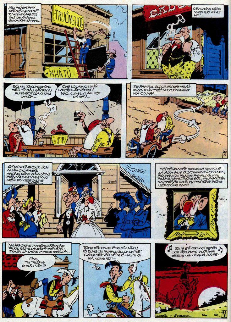 Lucky Luke tập 46 trang 44