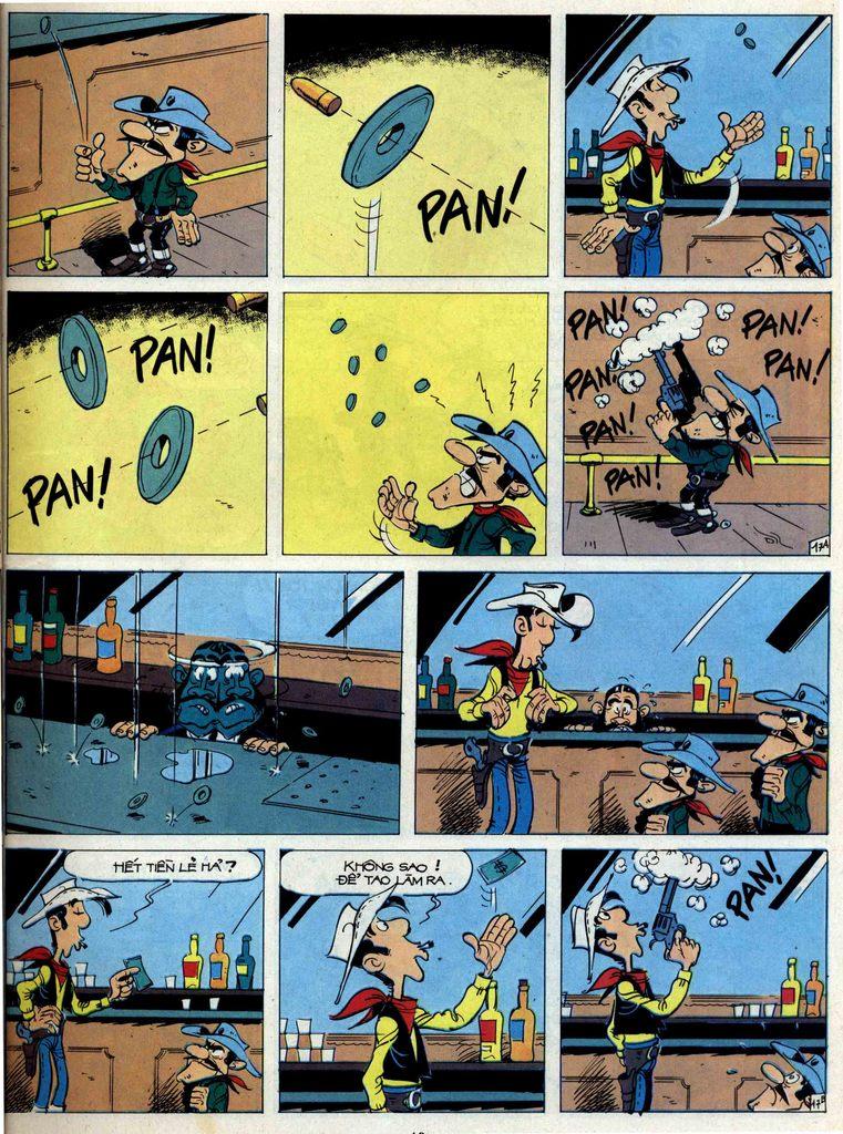 Lucky Luke tập 44 trang 17