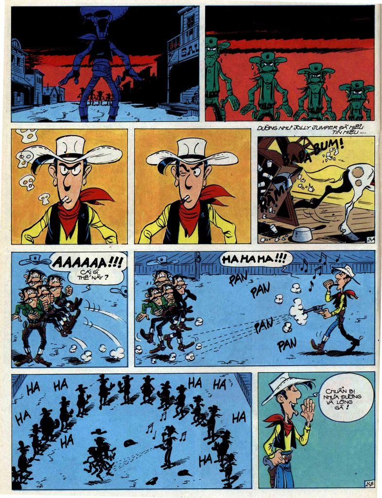 Lucky Luke tập 44 trang 24