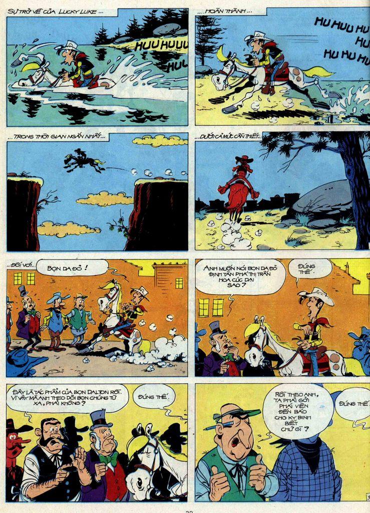 Lucky Luke tập 44 trang 30