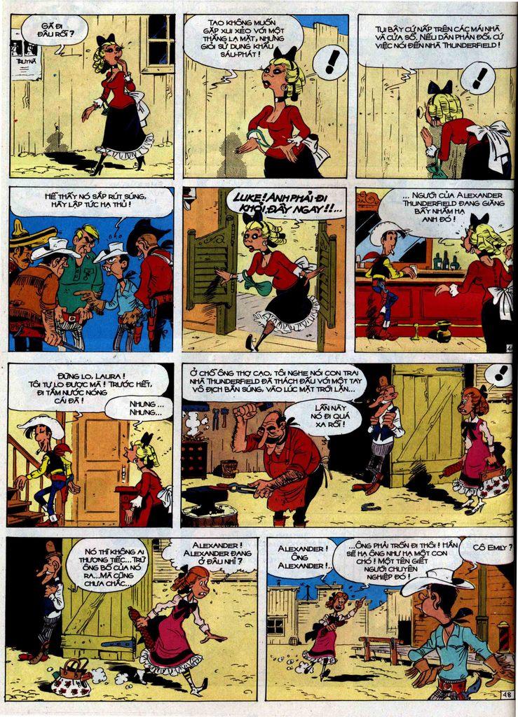 Lucky Luke tập 42 trang 30