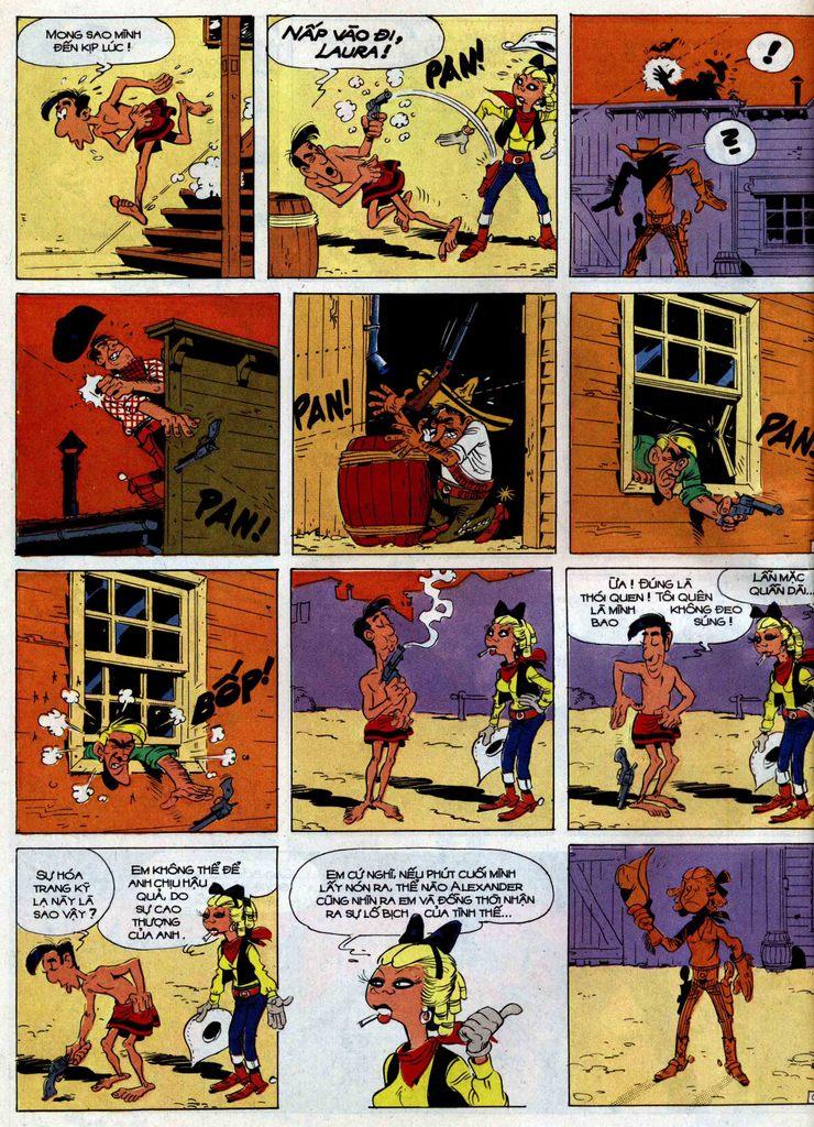Lucky Luke tập 42 trang 32