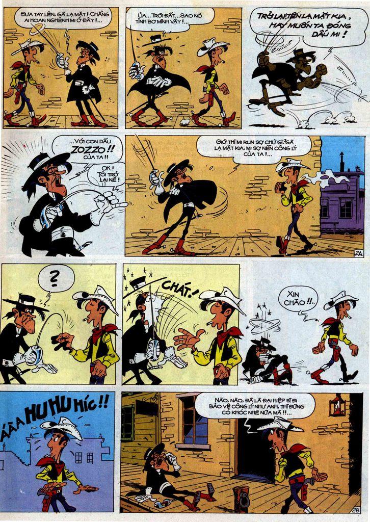 Lucky Luke tập 42 trang 15