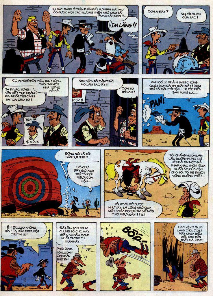 Lucky Luke tập 42 trang 19