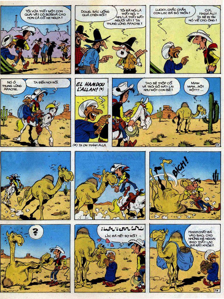 Lucky Luke tập 42 trang 23