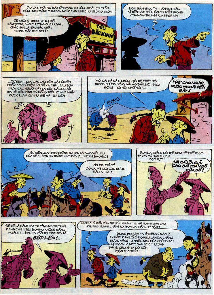 Lucky Luke tập 42 trang 41