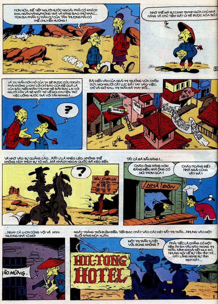 Lucky Luke tập 42 trang 42