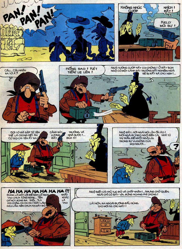 Lucky Luke tập 42 trang 43