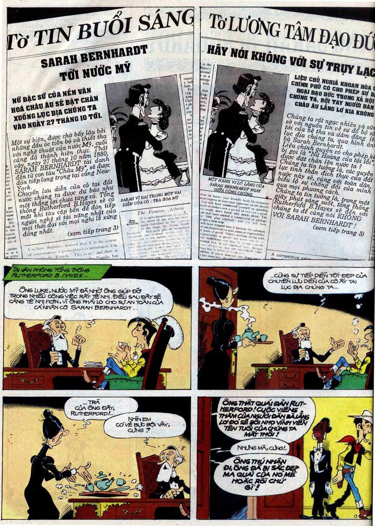 Lucky Luke tập 40 trang 2