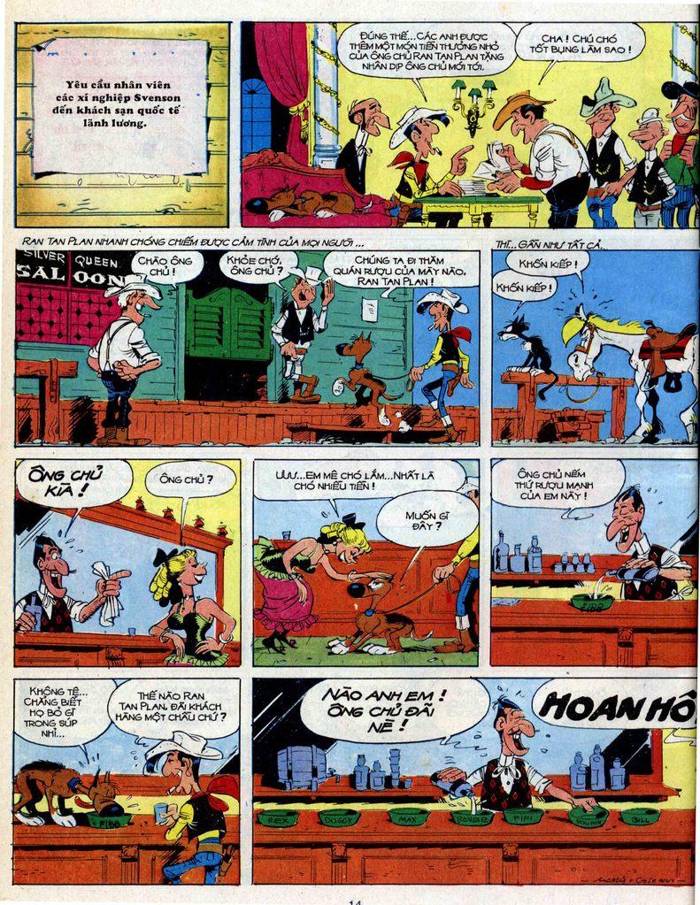 Lucky Luke tập 39 trang 12