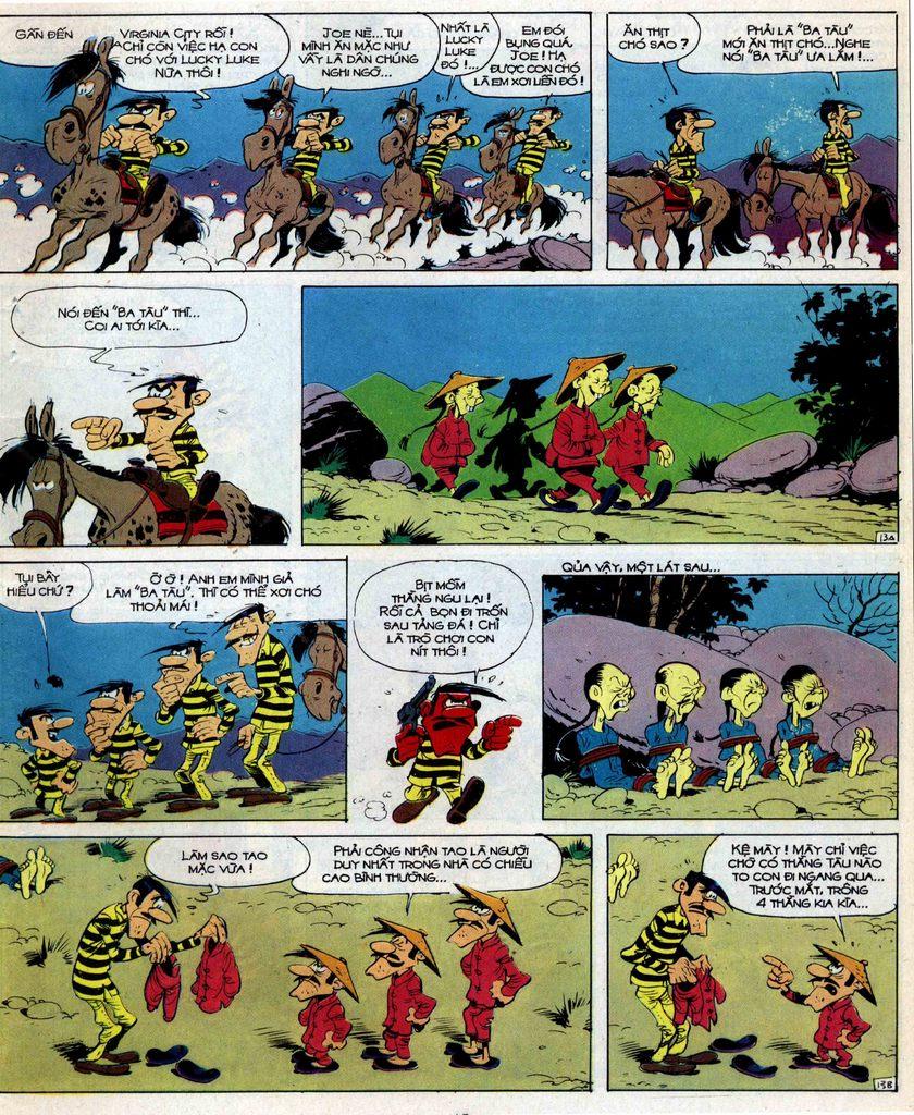 Lucky Luke tập 39 trang 13
