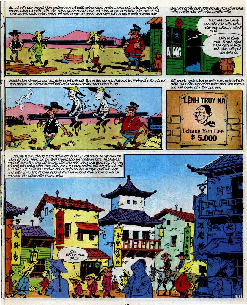 Lucky Luke tập 39 trang 15