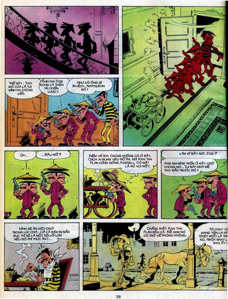 Lucky Luke tập 39 trang 26
