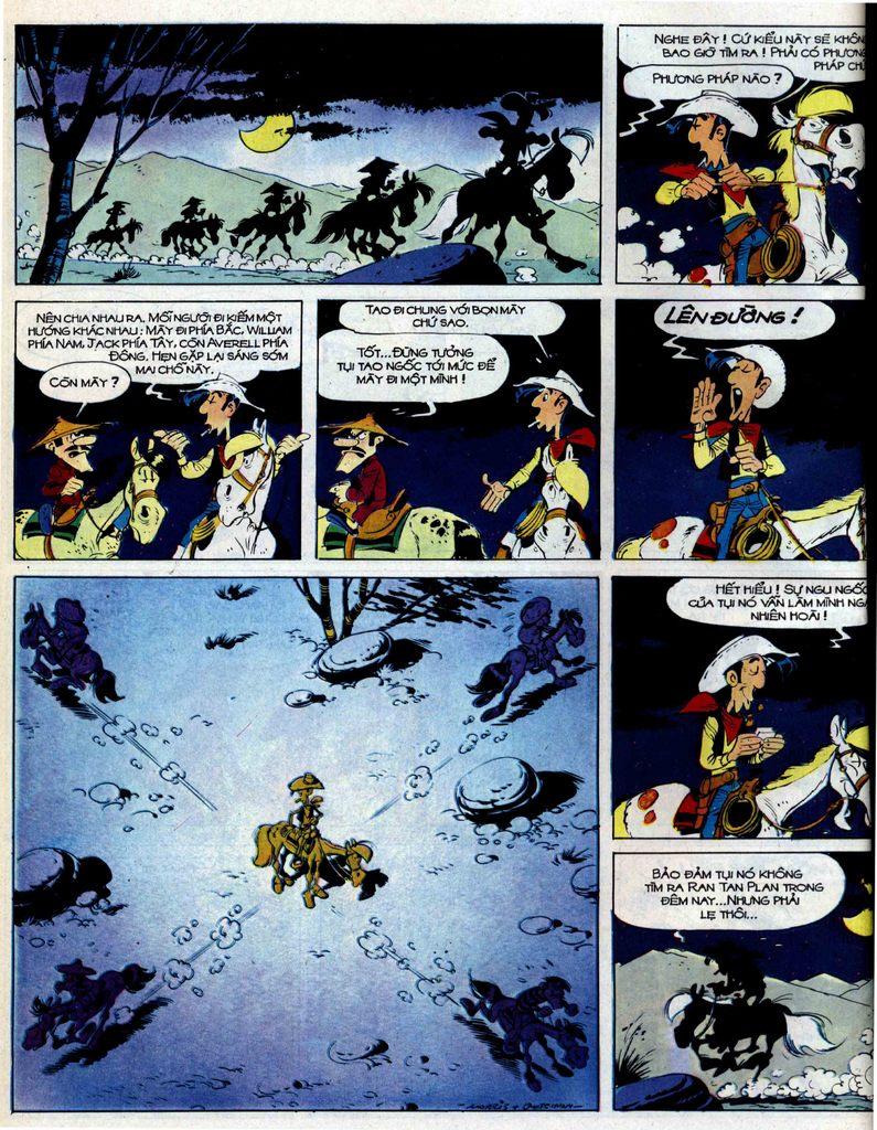 Lucky Luke tập 39 trang 28