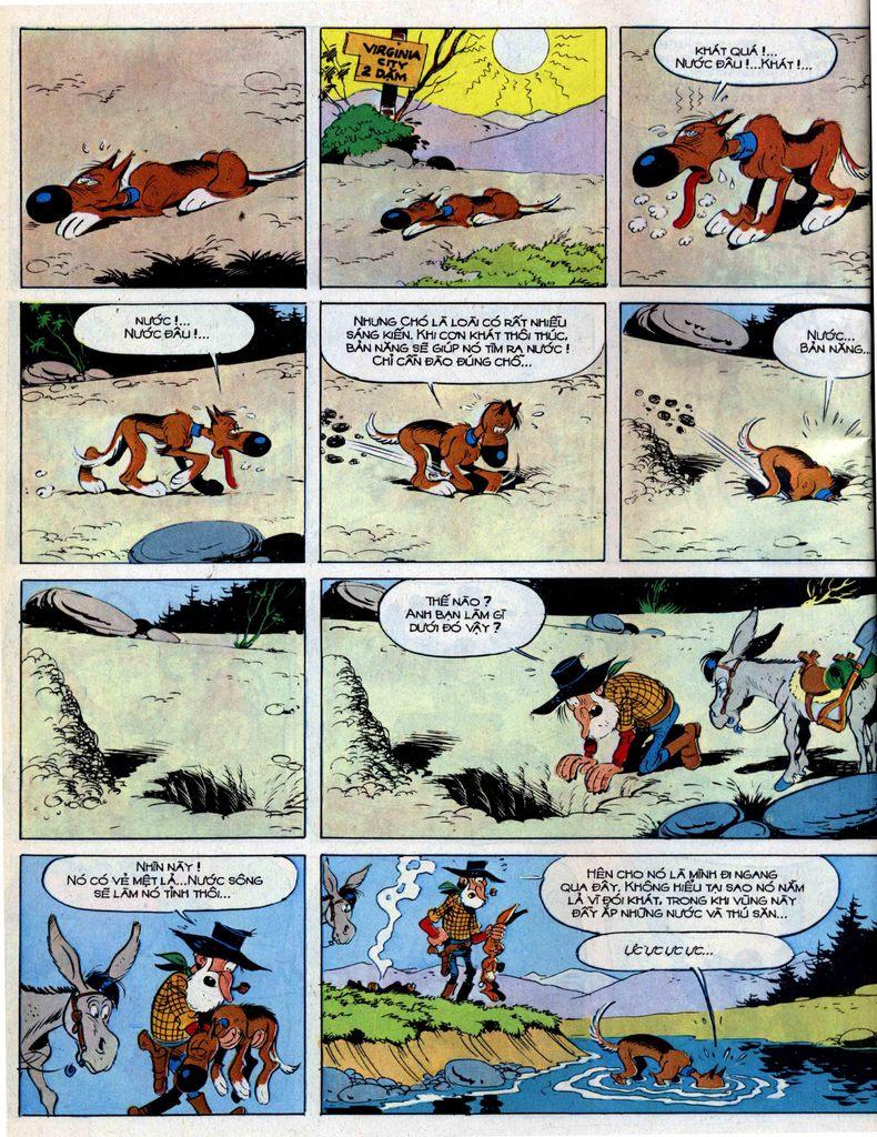 Lucky Luke tập 39 trang 36