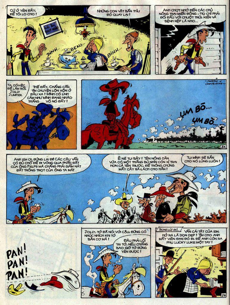 Lucky Luke tập 38 trang 8
