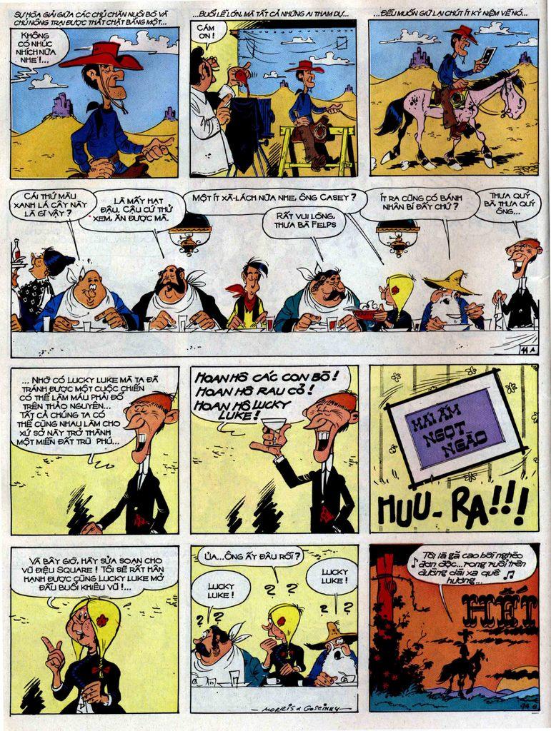 Lucky Luke tập 38 trang 44