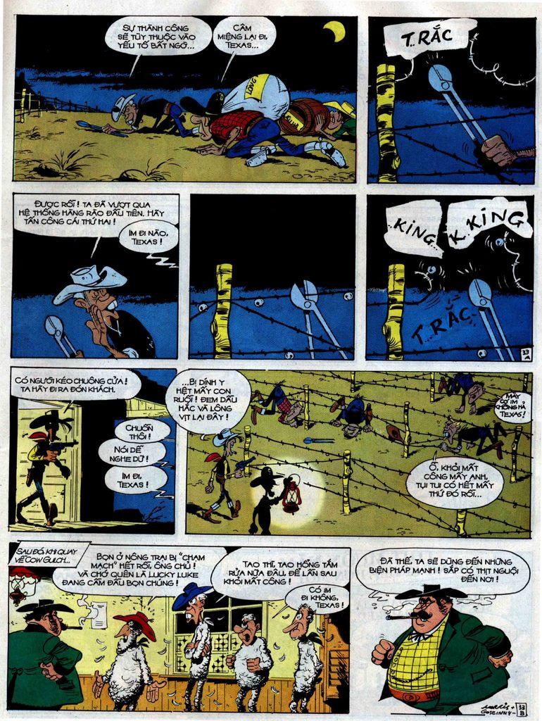 Lucky Luke tập 38 trang 33