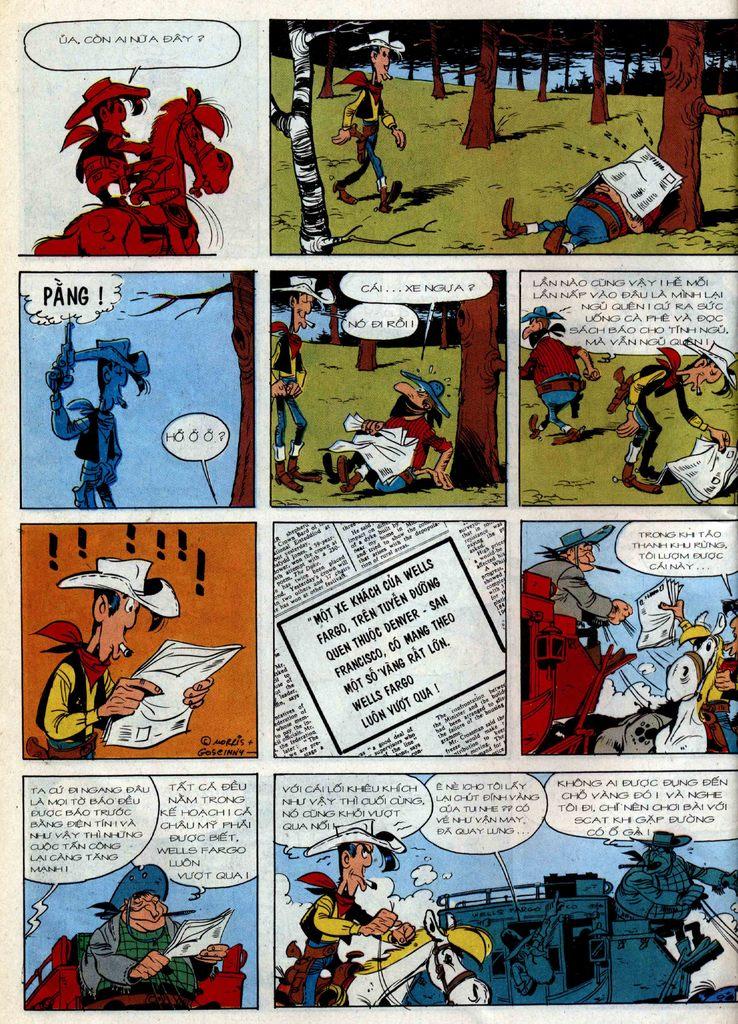 Lucky Luke tập 36 trang 10