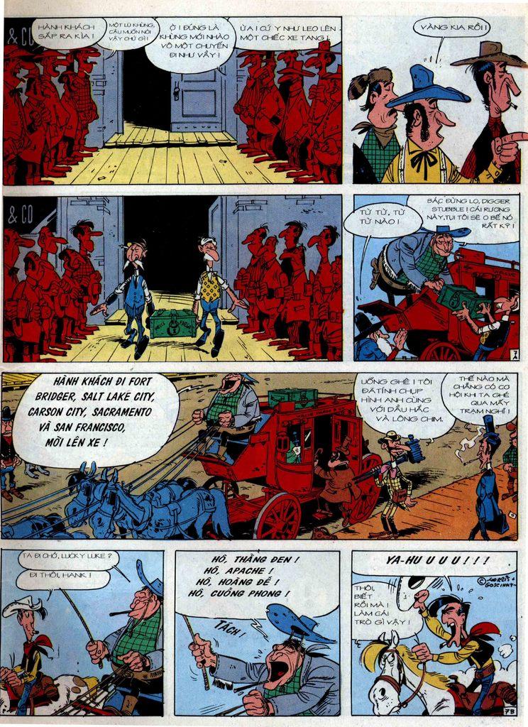 Lucky Luke tập 36 trang 7