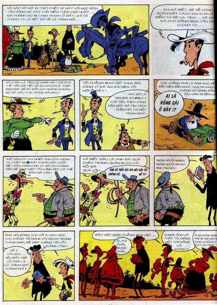 Lucky Luke tập 36 trang 34