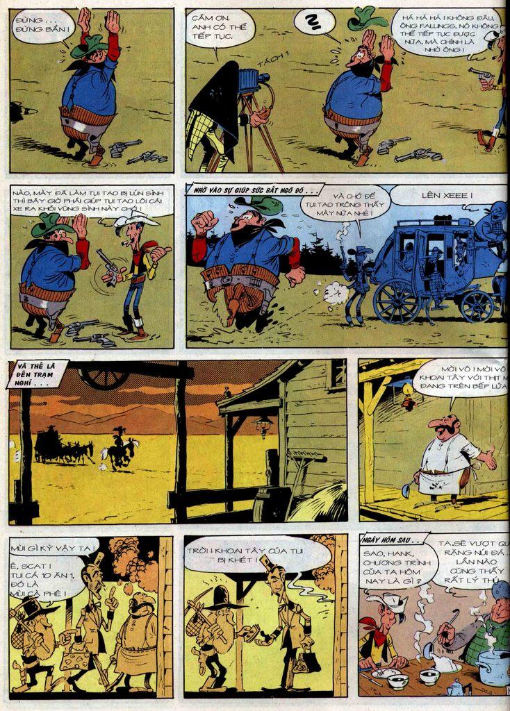 Lucky Luke tập 36 trang 14