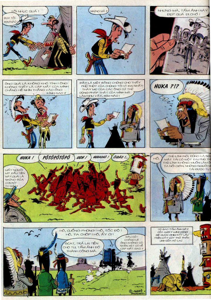 Lucky Luke tập 36 trang 26