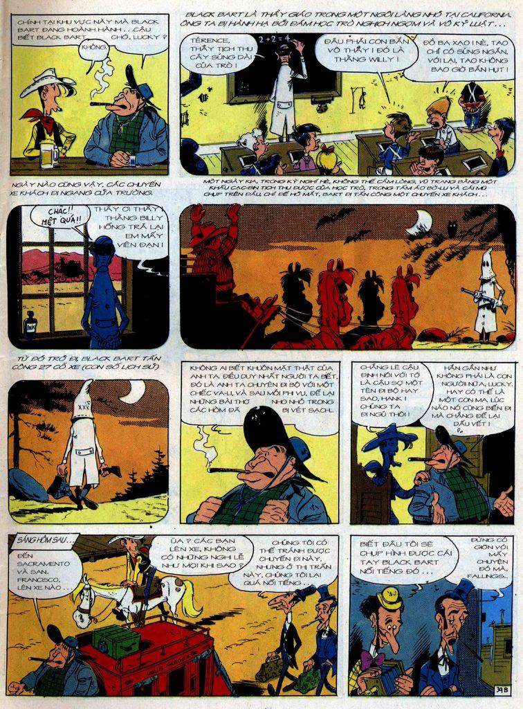 Lucky Luke tập 36 trang 39