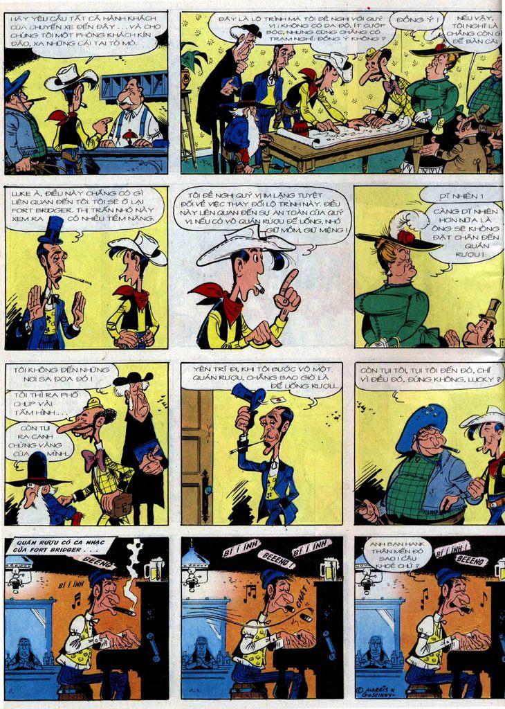 Lucky Luke tập 36 trang 28