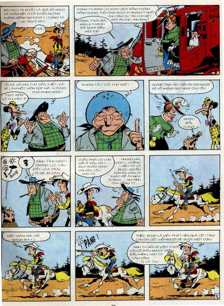Lucky Luke tập 36 trang 31
