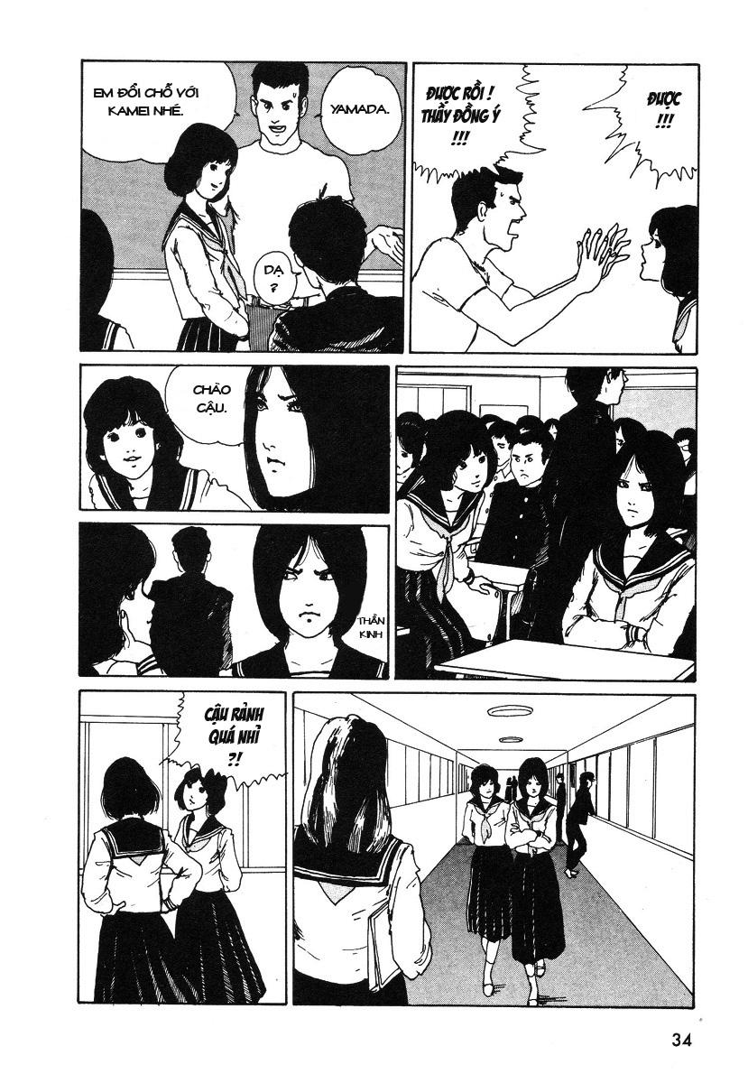 The Face Burglar chap 1 trang 4