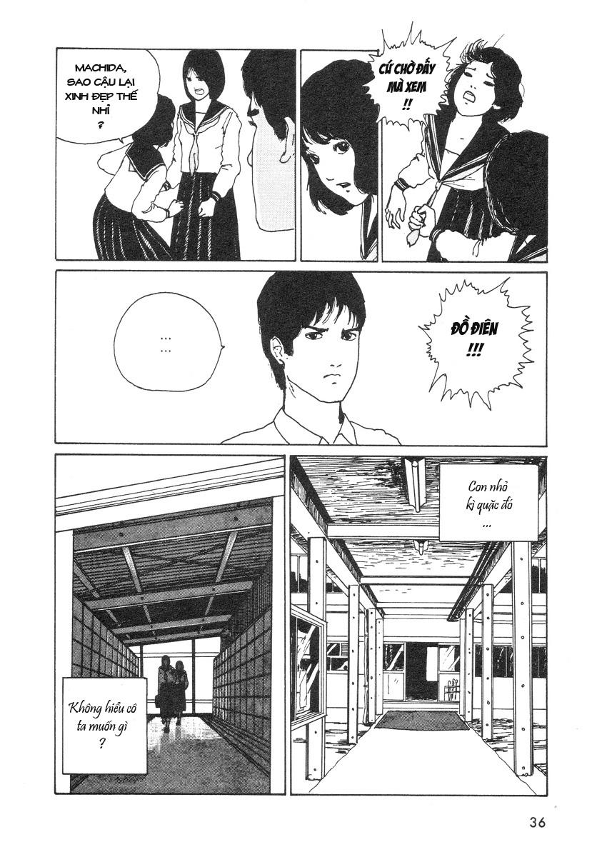 The Face Burglar chap 1 trang 6