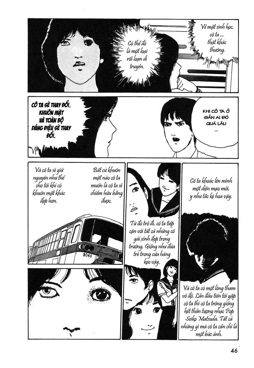 The Face Burglar chap 1 trang 16