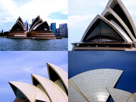 Sydney Opera House - foto di Elisa Chisana Hoshi