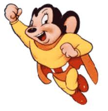 Mighty Mouse Wallpapers Wallpaperholic