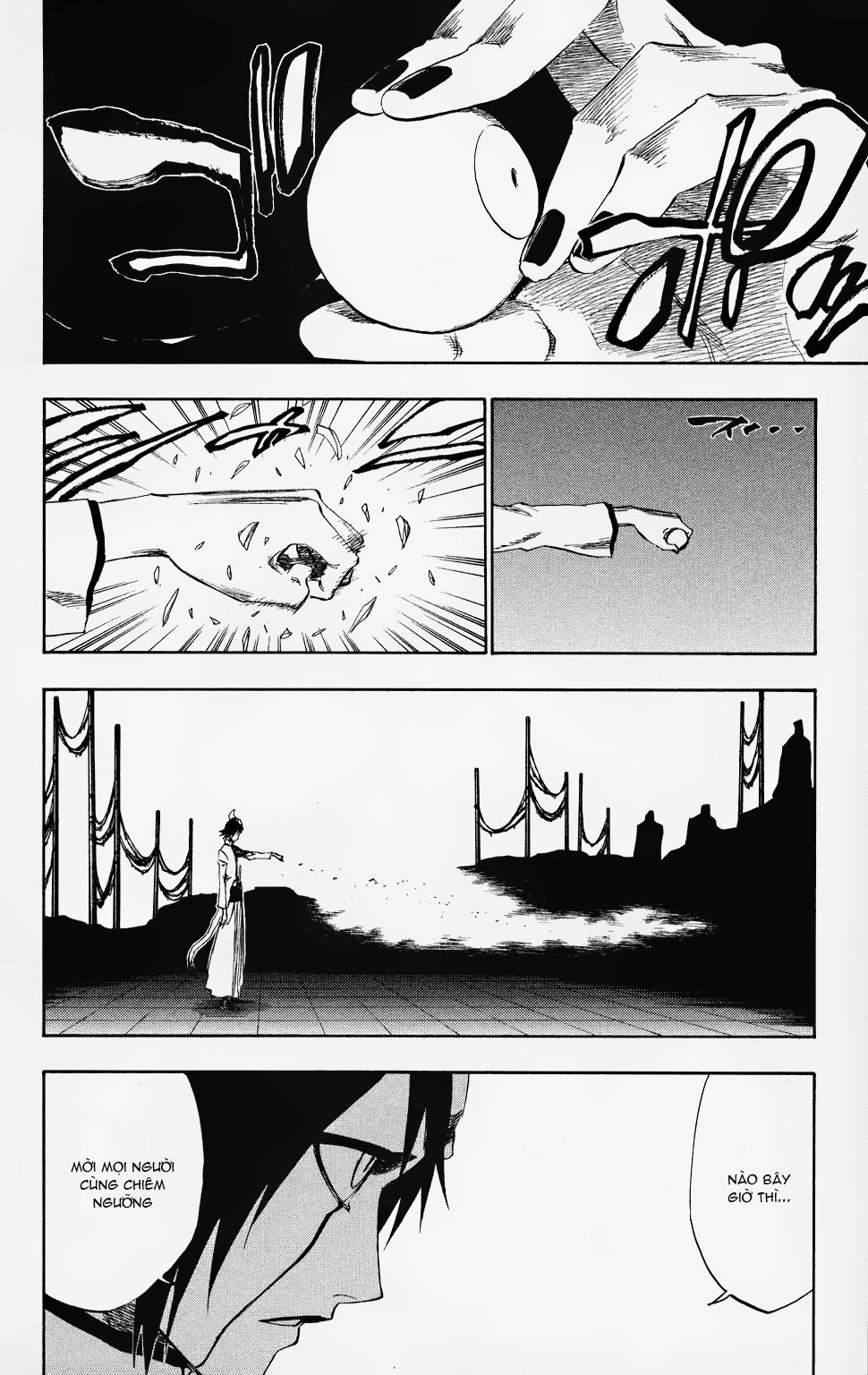 Bleach chapter 198 trang 3